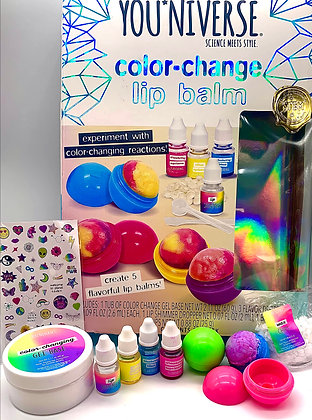 Lip Balm Color Changing [Minimum Order 50]