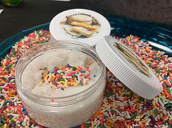 Sugar Cookie Scrub Kits