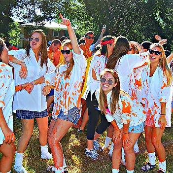 Paint Splatter Party
