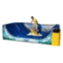 Mechanical Surfboard