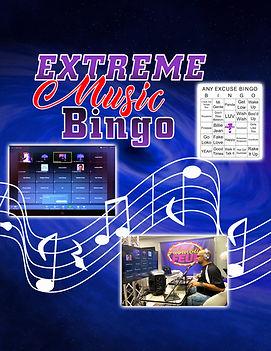 Music Bingo - Live or Virtual