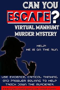 Manhunt Murder Mystery