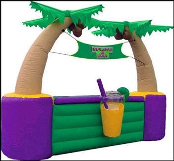 Tiki Bar Inflatable