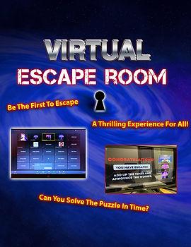 Escape Room - Virtual
