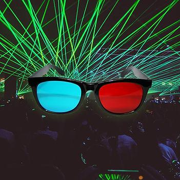 Laser Dance Party