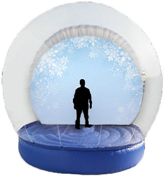 Snow Globe Inflatable