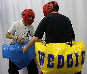 Wedgie War