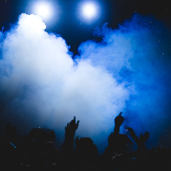 Nitrogen Dance Party