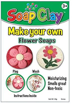 Soap Clay Kit - Flower [Minimum Order 48]
