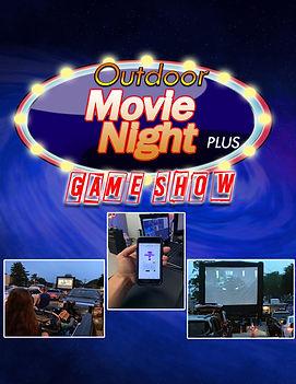 Game Show plus Movie Night