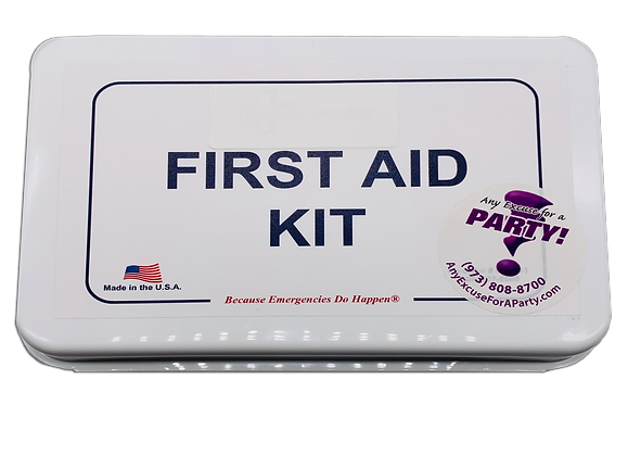 First Aid Kit [Minimum Oder 25  Pack]