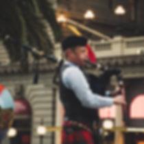 Irish Bagpipers