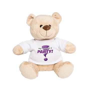 De-stress Bear