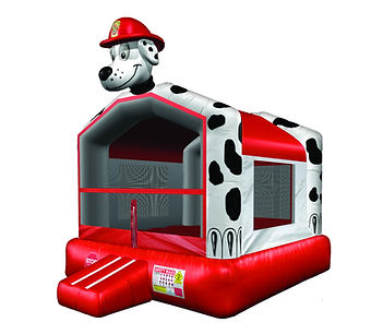 Bounce House Dalmatian