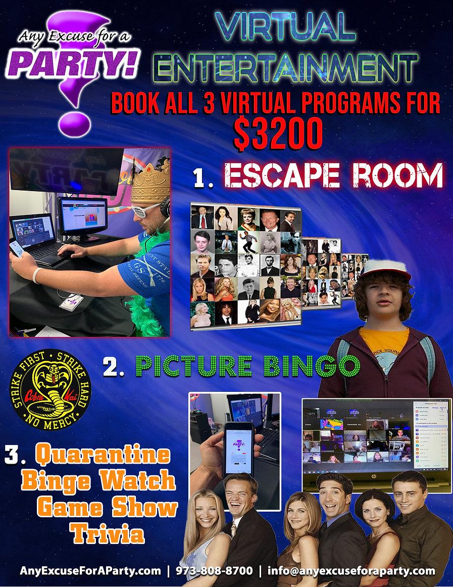 Virtual Demo special