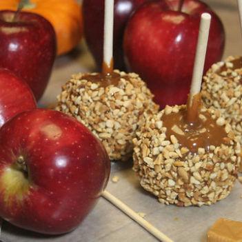 Chocolate/Caramel Apples