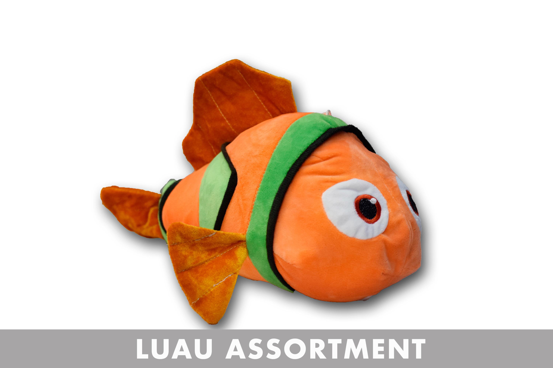 LUAU FISH PLUSH