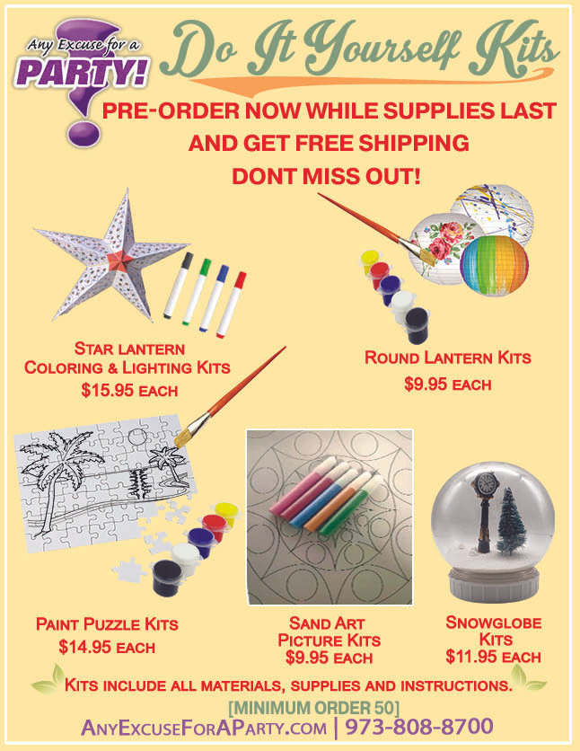 Stress Relief Kits