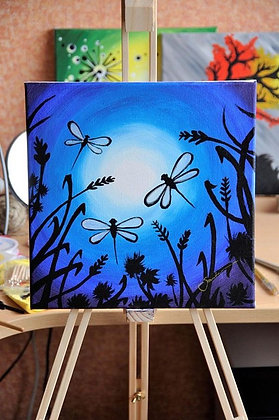 Canvas Painting Kits [Minimum Order 50]