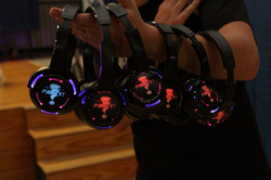 Silent Disco Headsets