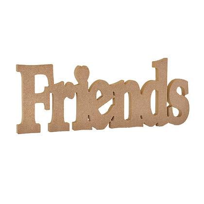 Friends Plaques [Minimum Order 50]