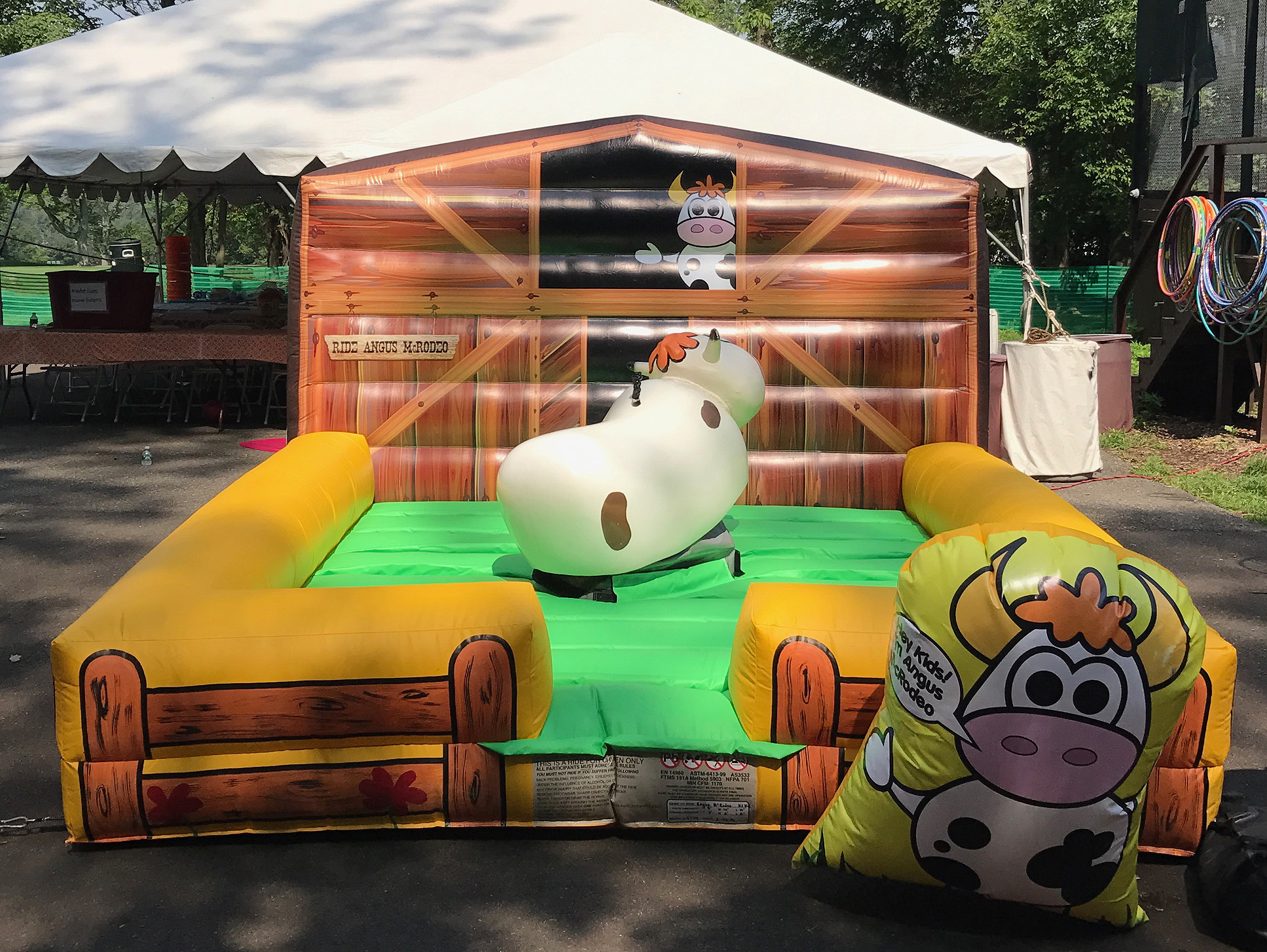 Mechanical Baby Bull