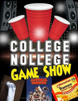 College Nollege Game Show -Virtual