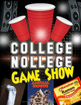 College Nollege Game Show -Virtual