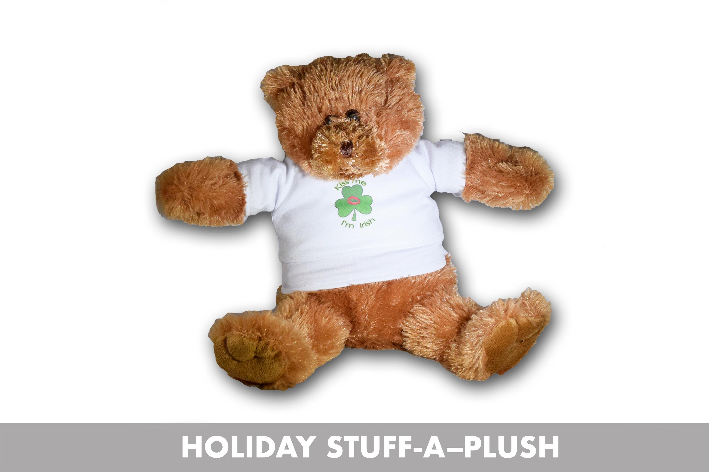 HOLIDAY STUFF-A-PLUSH-IRISH
