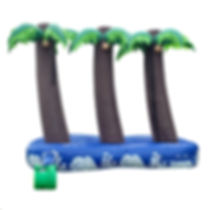 Misting Palm Trees Inflatable