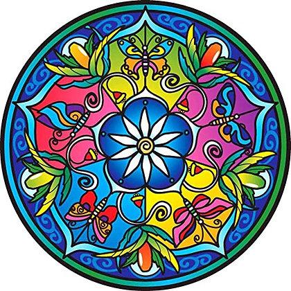 DIY Mandala Art Window Stickers [Minimum Order 50]