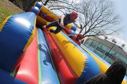 Bungee Run in action!