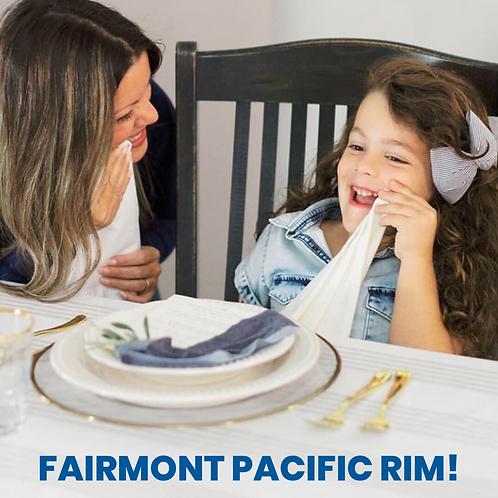 Fairmont Children's  Etiquette Workshop