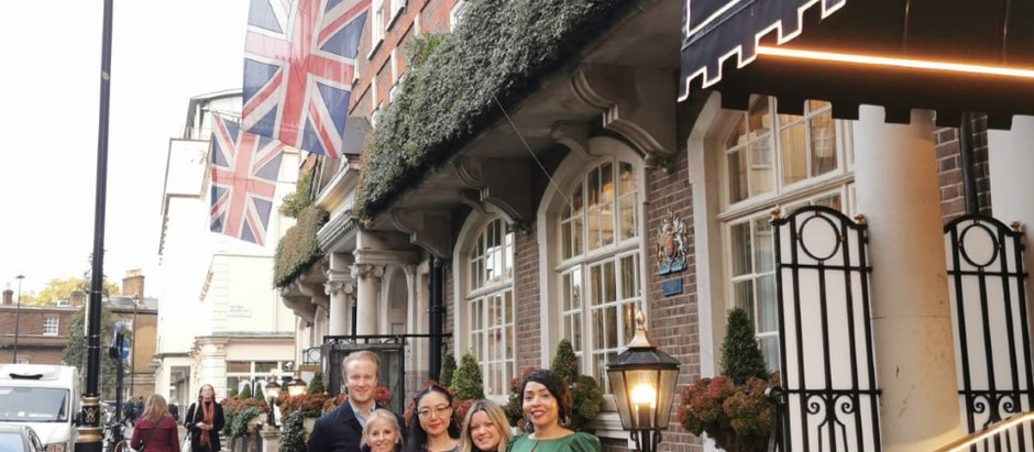 Afternoon Tea  …at The Goring Hotel
