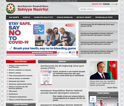 Gum Health Day Azerbaijan