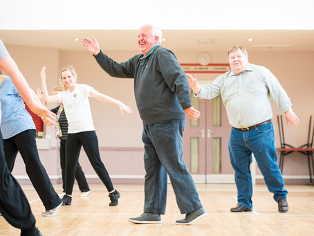 Adult Dance Classes Birmingham