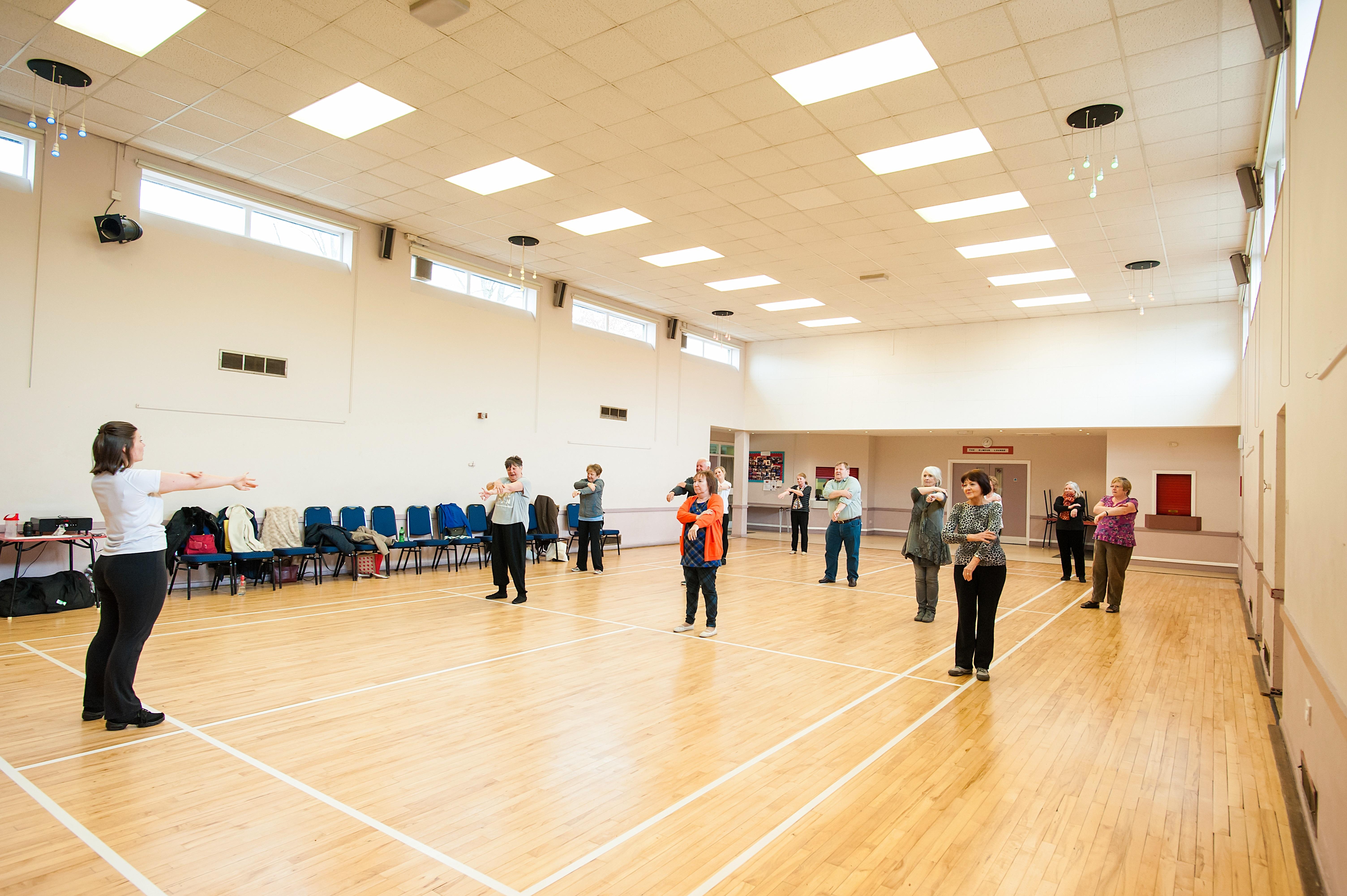Adult Dance Classes 3