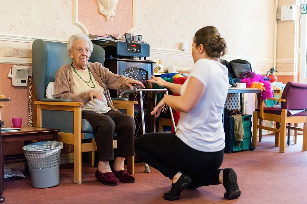 Dance and older people