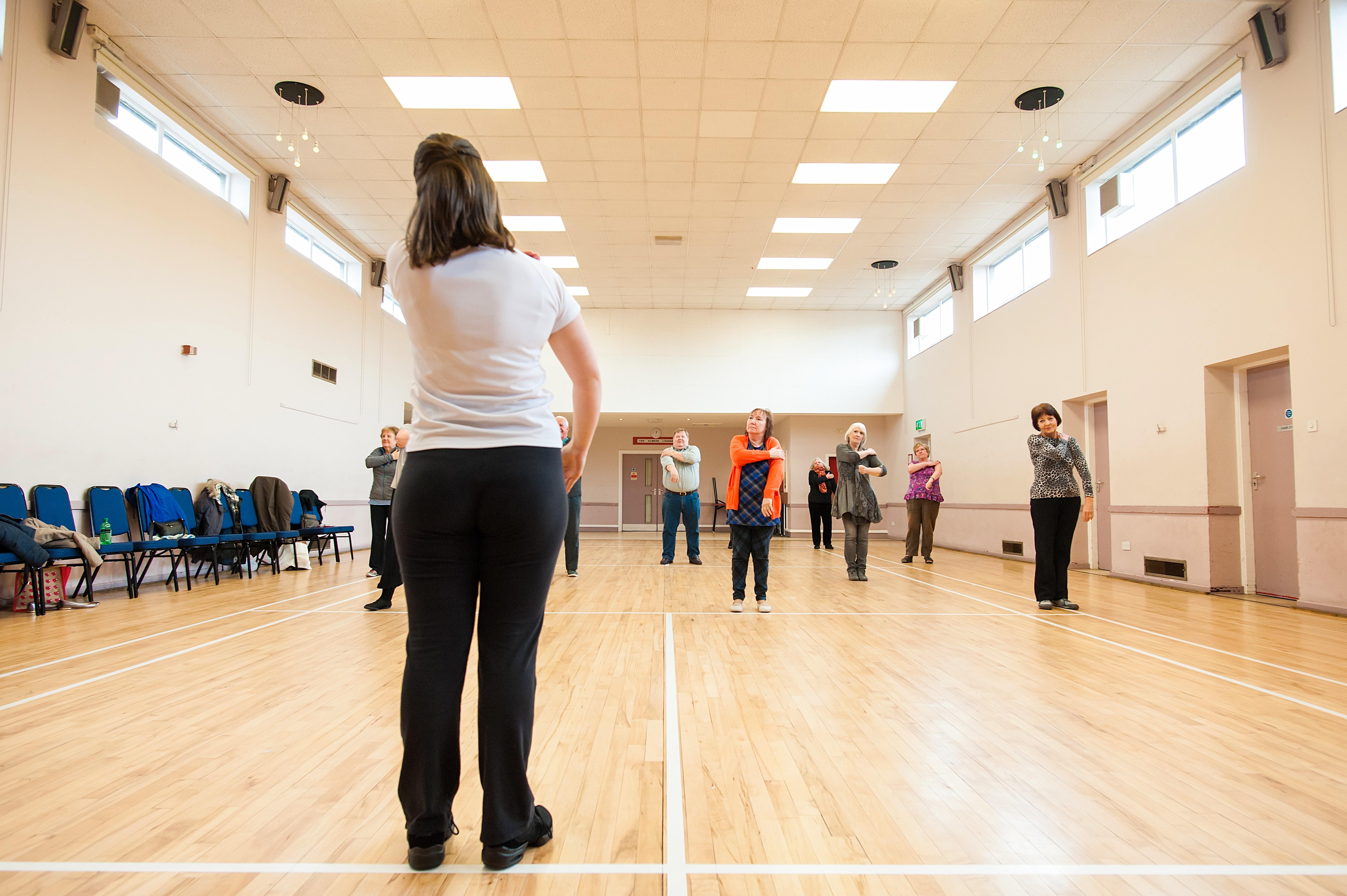 Adult Dance Class West Midlands