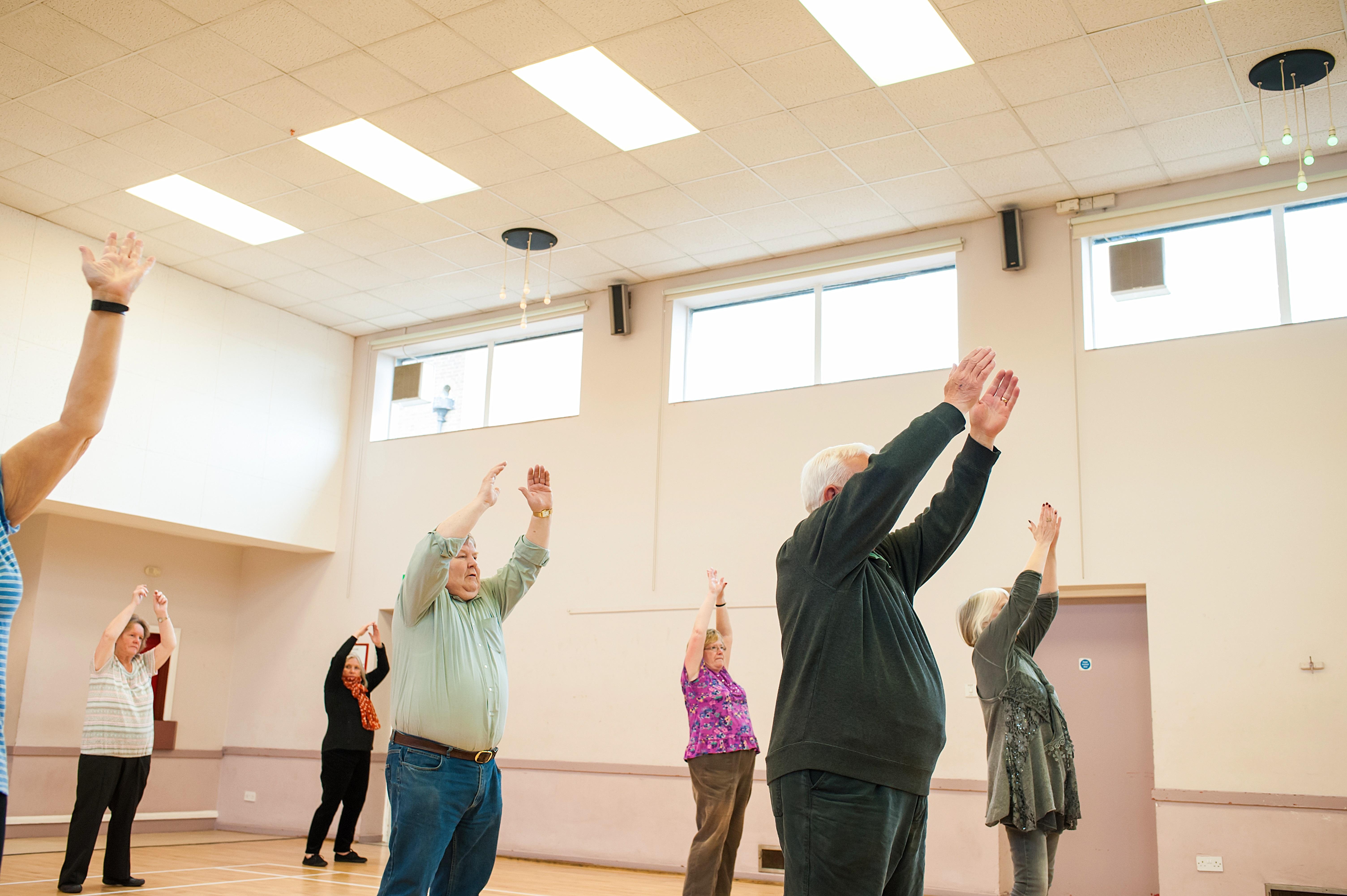 Adult Dance Class 9