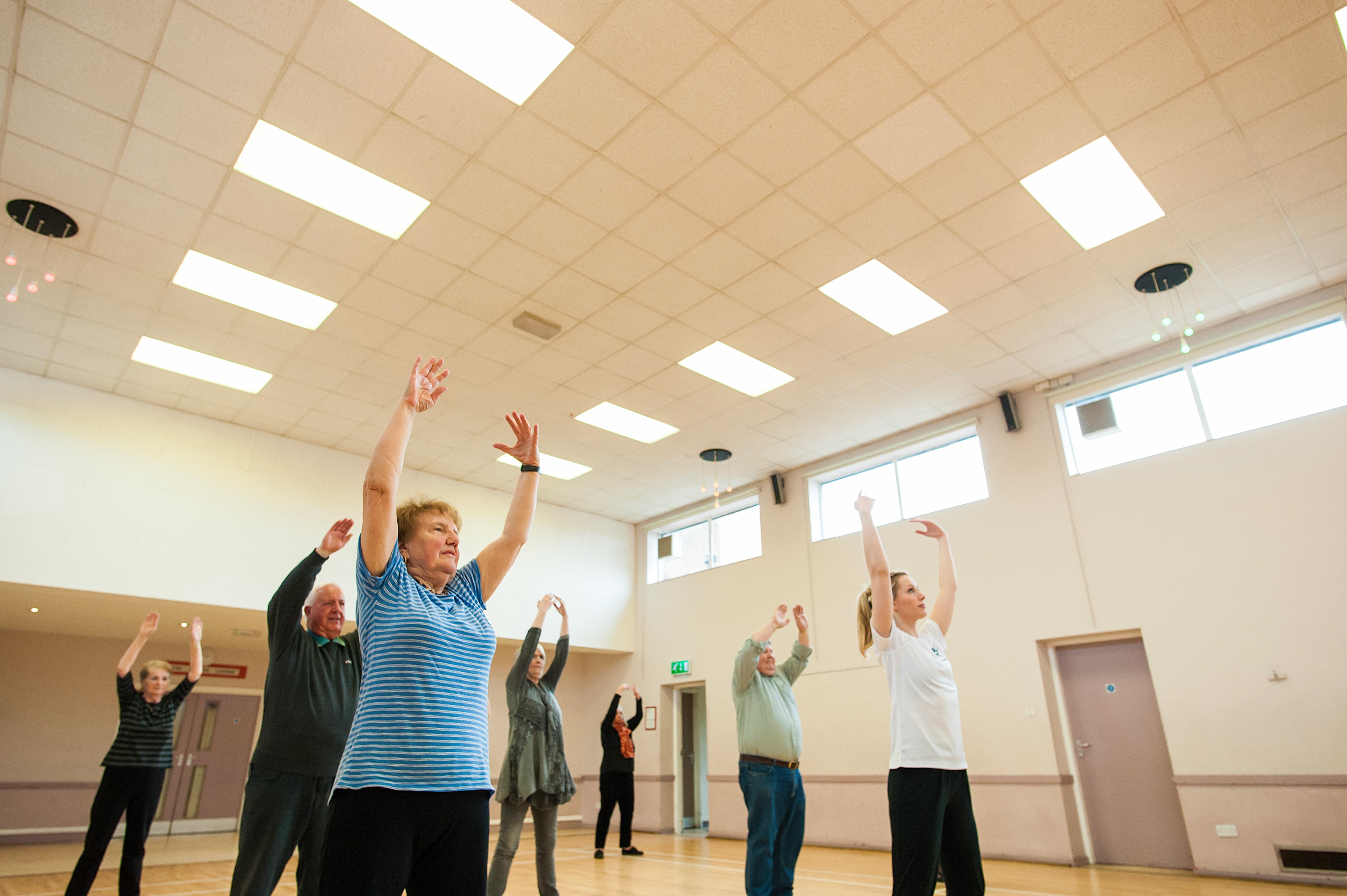 Adult Dance Class 17