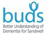 (BUDS) Better Understanding of Dementia for Sandwell