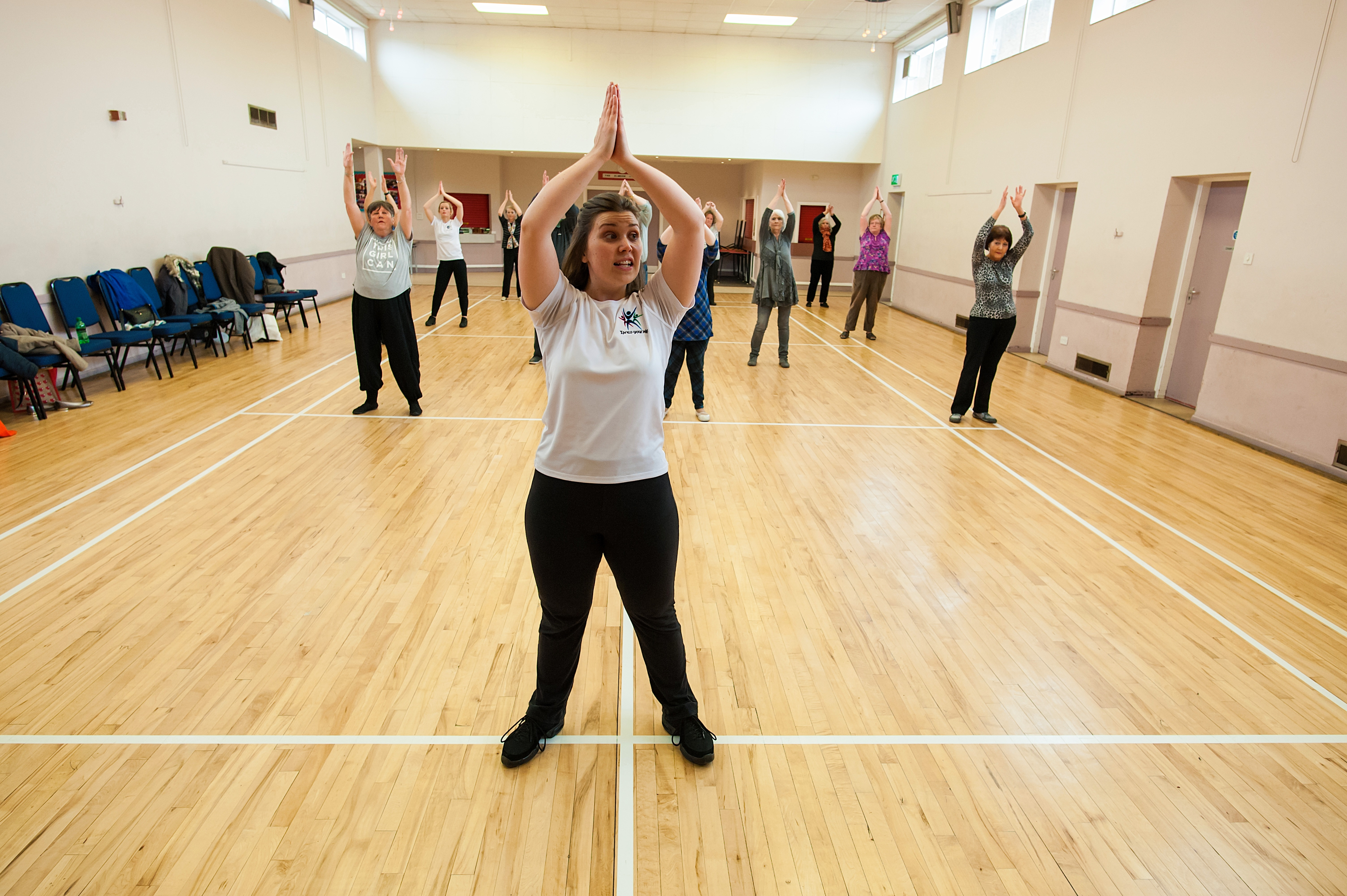 Adult Dance Class 8