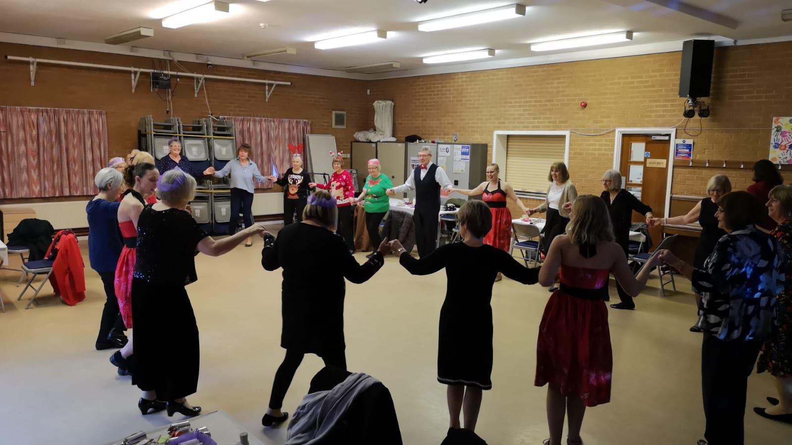 Keep Dancing Christmas Party