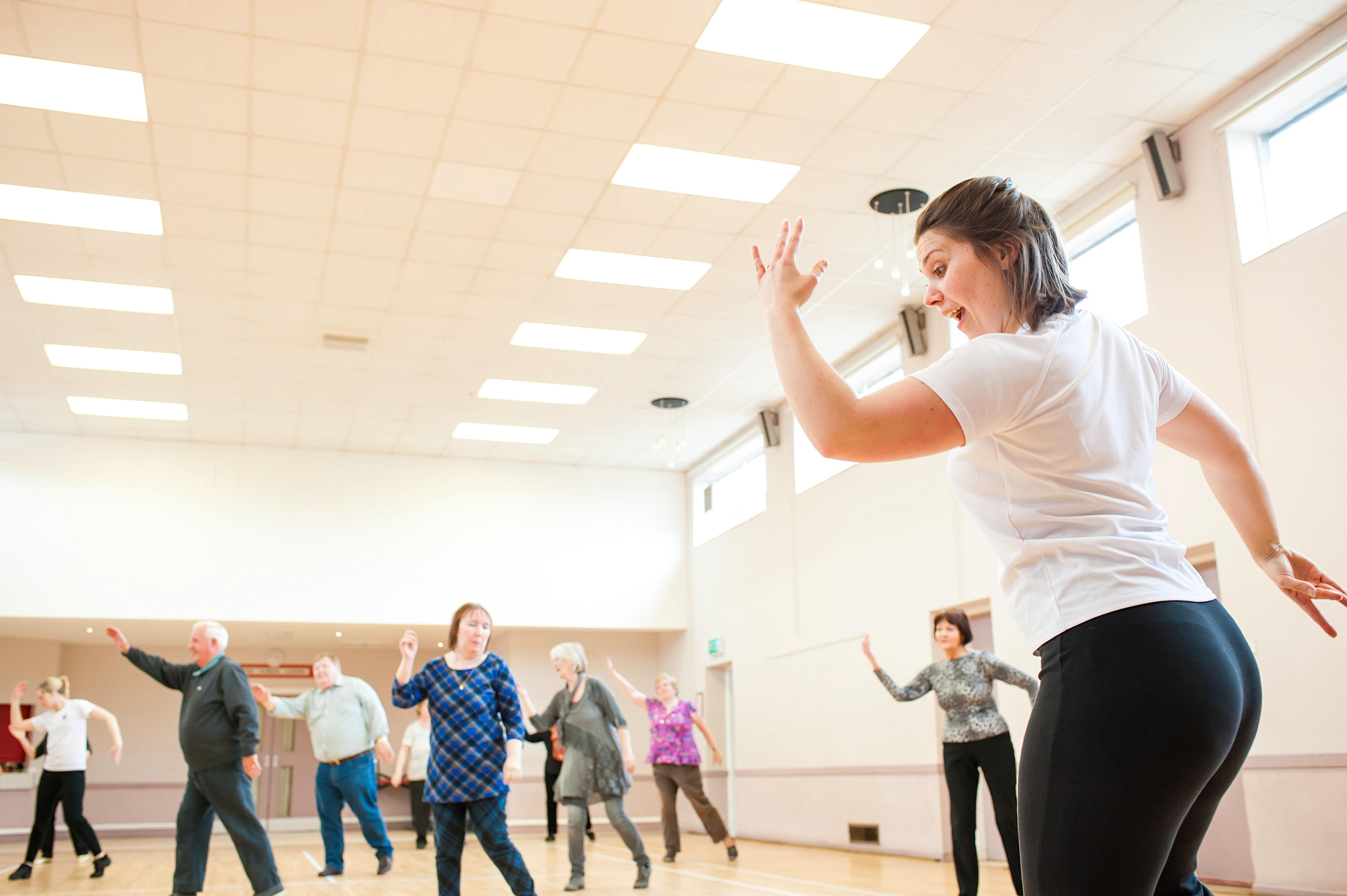 Adult Dance Class 13