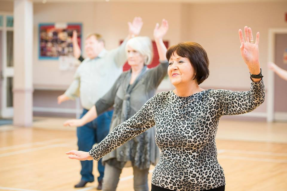 Adult dance classes Shirley