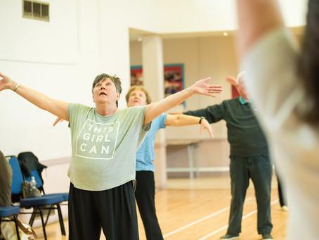 Over 50 Dance Classes Quinton, Birmingham