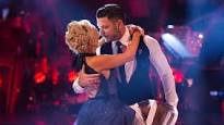 Strictly's, Debbie McGee, first celeb to receive perfect score