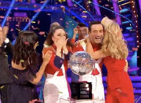 Joe McFadden oldest dancer to ever win Strictly Come Dancing.
