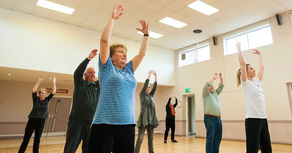 Adult dance classes West Midlands